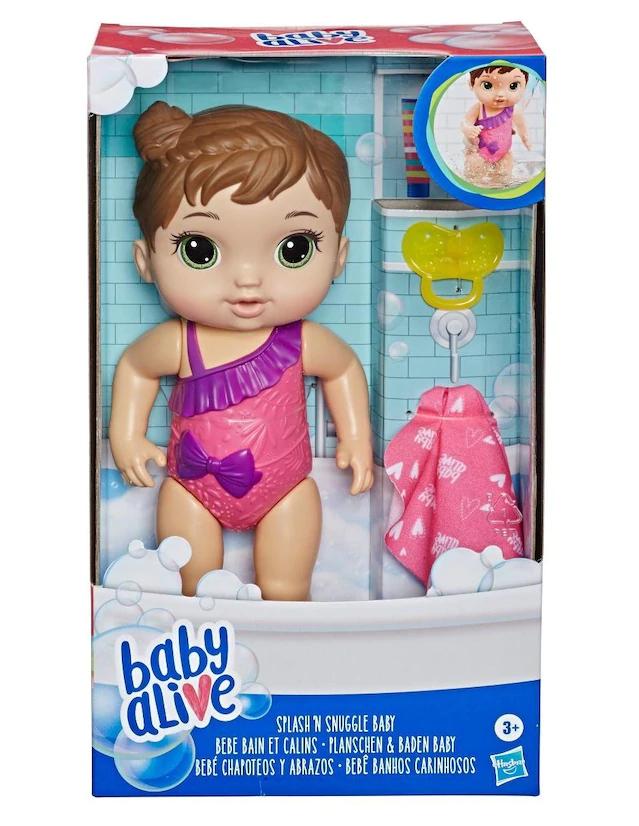 Liverpool: Muñeca Bebé Hora del Baño Baby Alive
