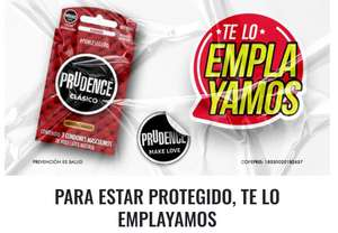 Prudence: Compra un producto Prudence y llévate de regalo una caja de condones