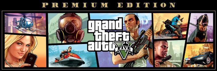 Steam GTA V Premium Edition + Criminal Enterprise Starter Pack