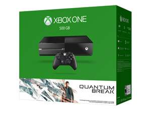 Liverpool: Consola Xbox One 500GB con dos Juegos Quantum Break y Alan Wake a $5,129