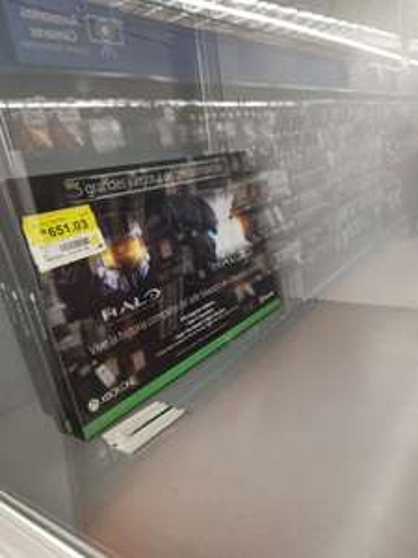 Walmart Acapulco Diamante : paquete 5 grandes juegos de Halo a $651 xbox one
