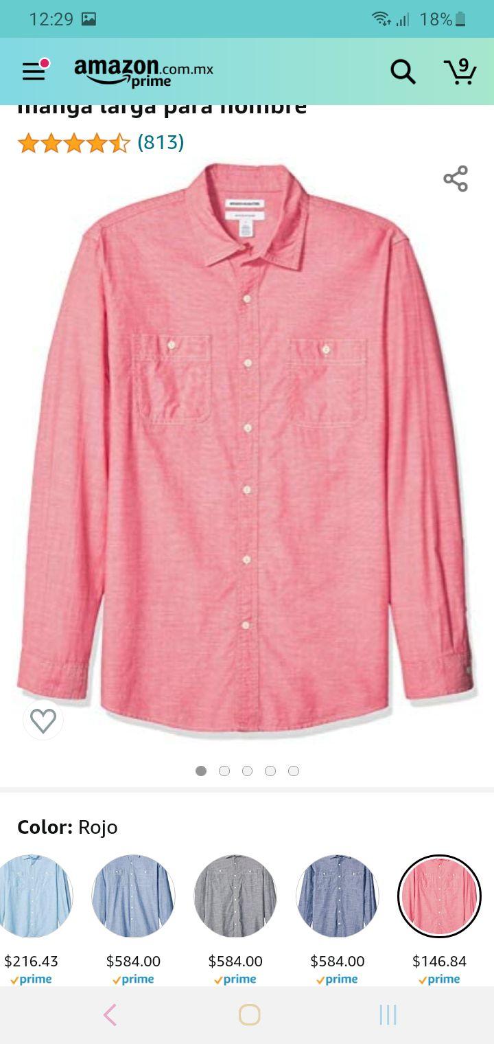 Amazon: compilación de camisas para hombre por menos de $200