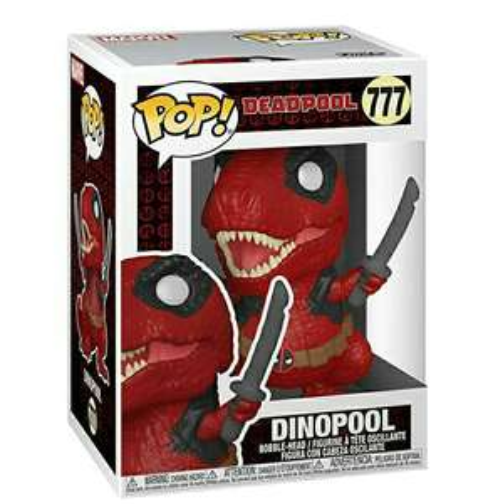 Amazon - Preventa - Funko Dinopool