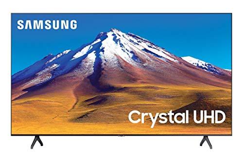 "Amazon Samsung Crystal 4K UHD 55"" Smart Tv"