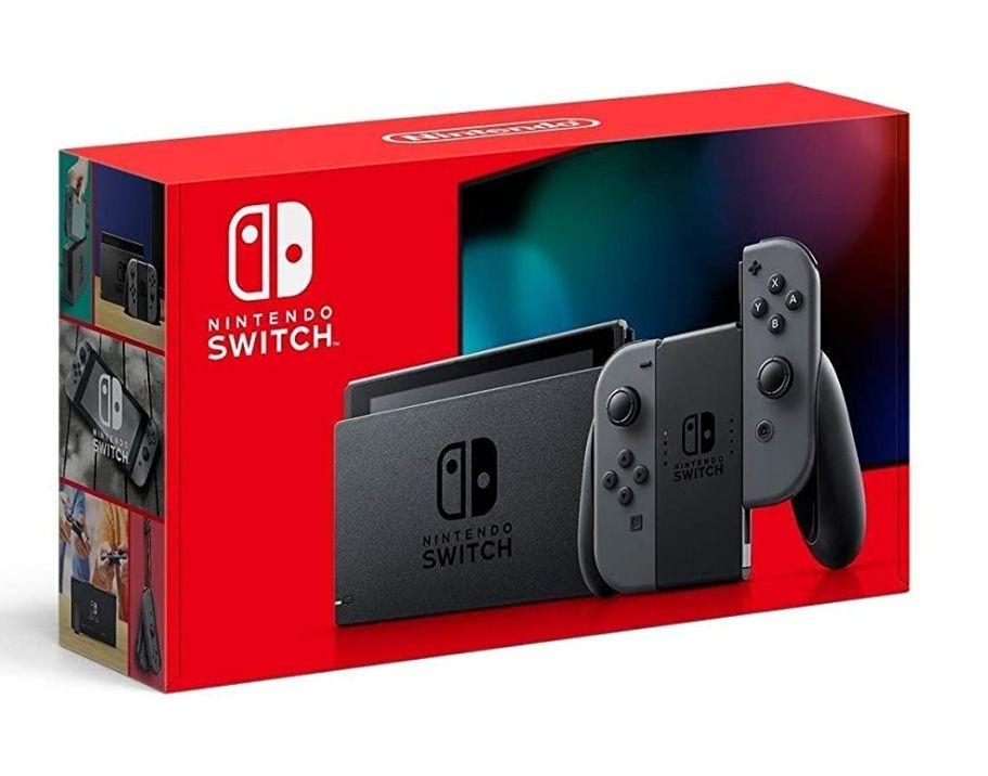 Amazon: Nintendo Consola Switch Gris 32GB Version 1.1 - Standard Edition