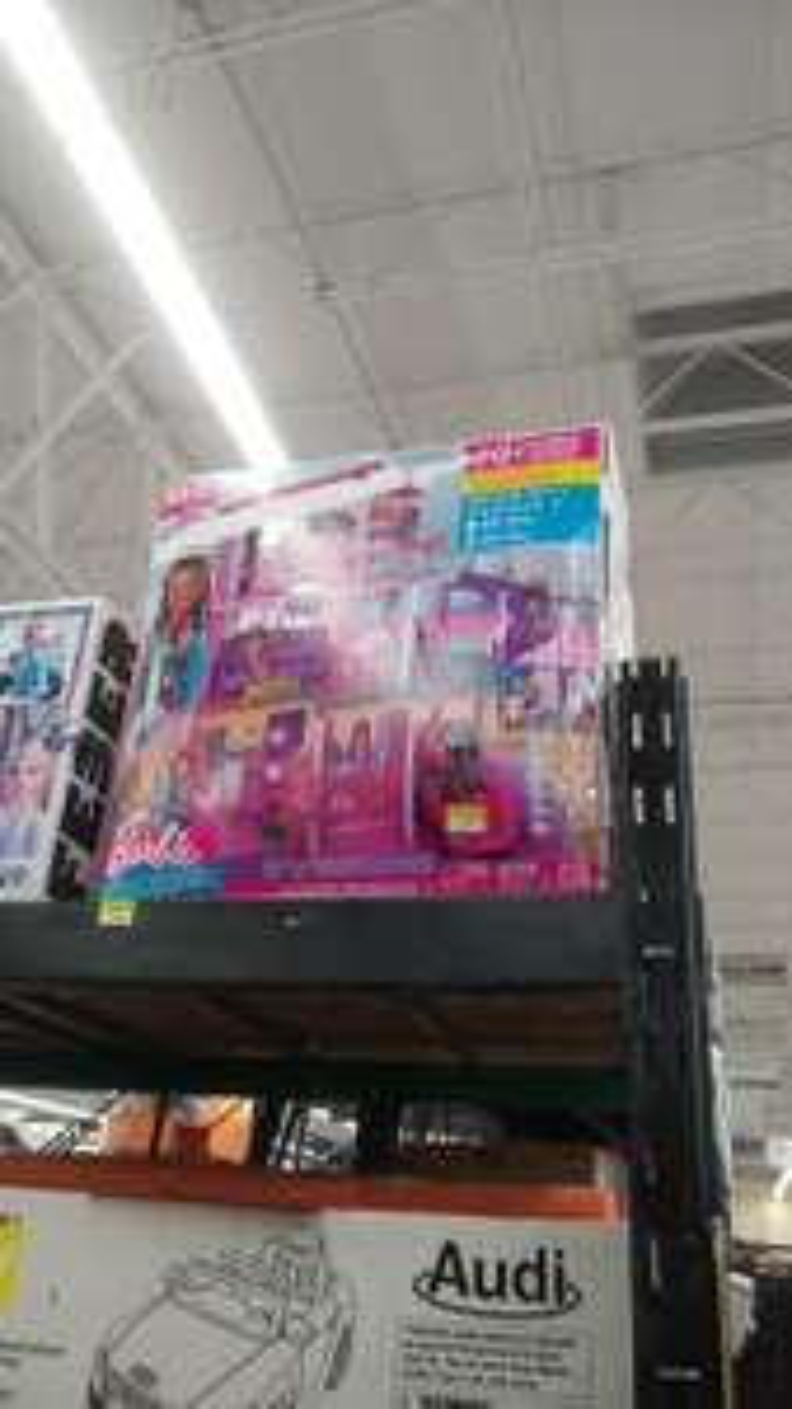 Walmart casa de Barbie