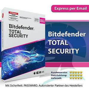 Bitdefender: 6 Meses GRATIS [PC, MAC, iOS, Android]