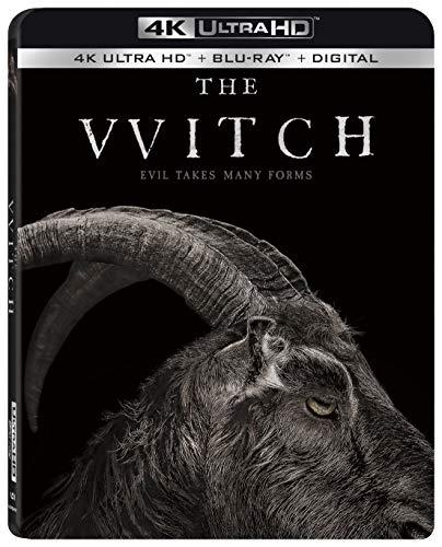 Amazon: The Witch 4K Blu-ray