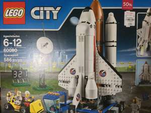 Palacio de Hierro: Lego City Spaceport de $1,779 a $894