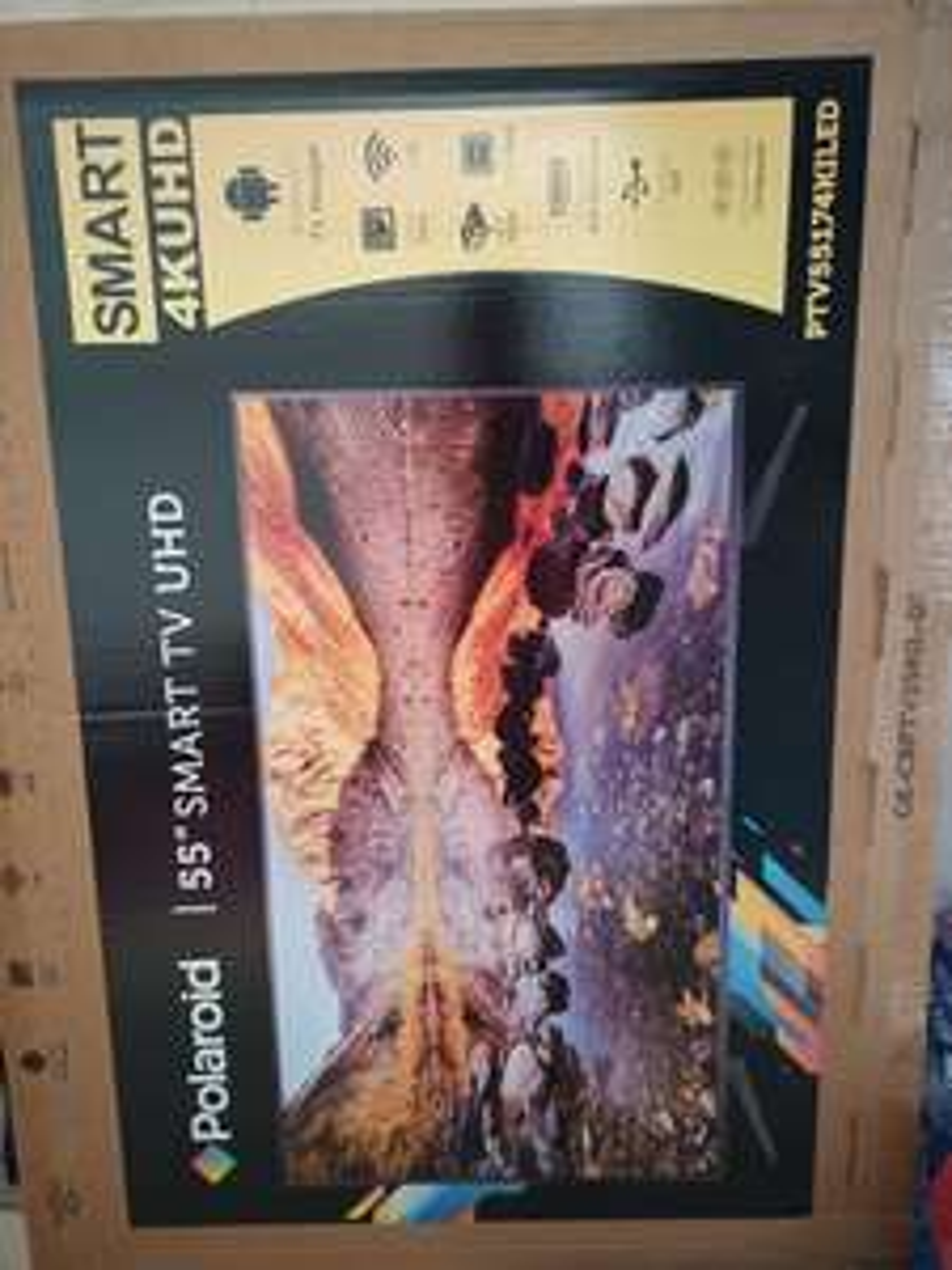 "Walmart Salamanca: Tv Polaroid 55"""