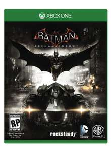Amazon: Batman: Arkham Knight para Xbox One a $273.38