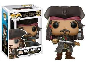 Amazon: Funko Figura Pirates of The Caribbean - Jack Sparrow