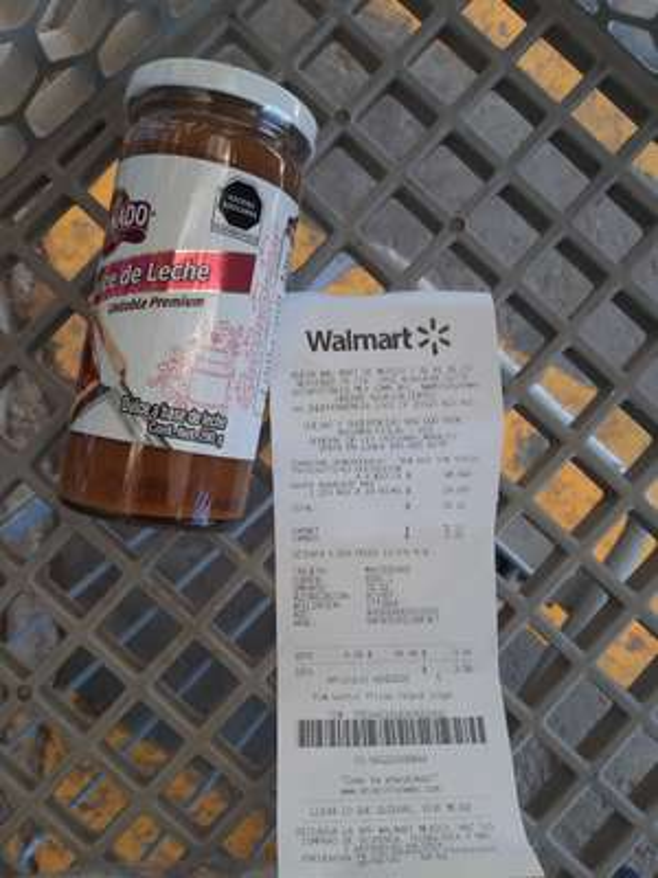 Walmart dulce de leche coronado