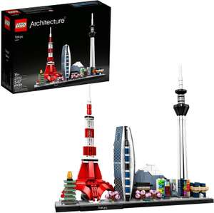 Amazon Lego Architecture Skyline Tokio