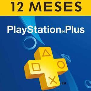 Gamivo: 12 Meses de PlayStation Plus