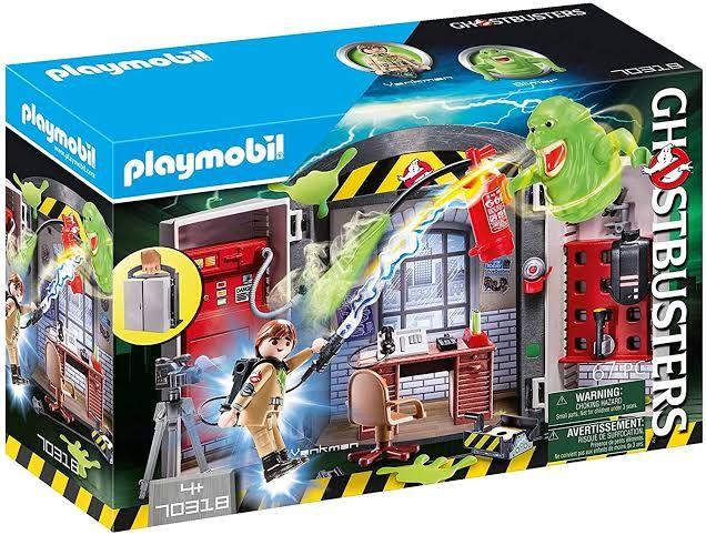 Bodega Aurrera: Playmobil, Maletín de Ghostbusters