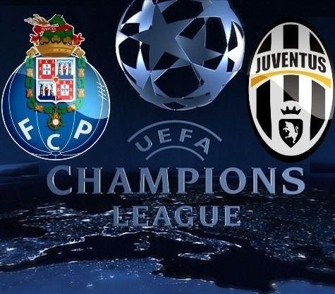 UEFA Champions League: Transmisión en Vivo del Partido Porto vs Juventus (17-02)