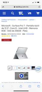 Best Buy Surface 256gb SSD Core i5