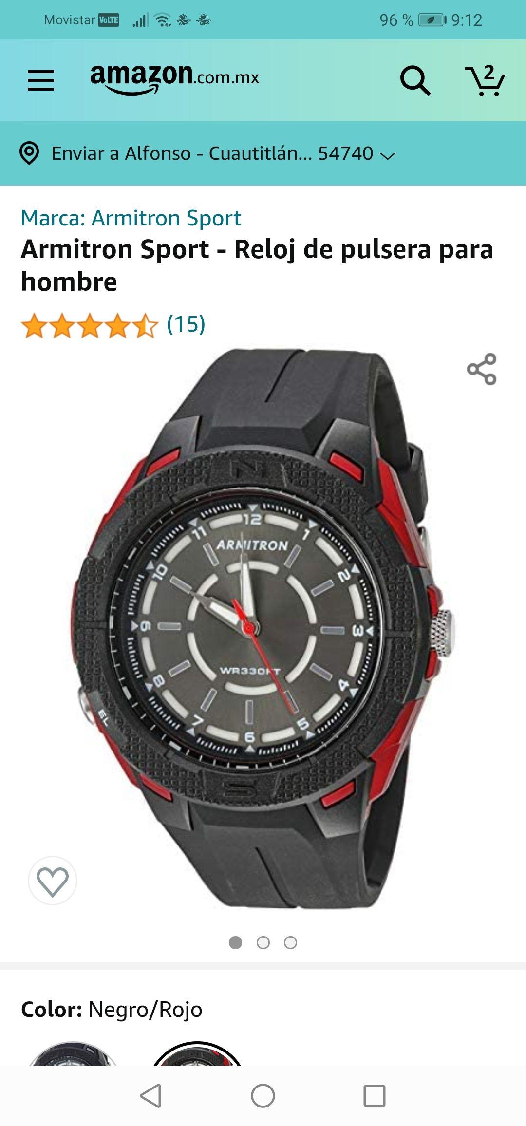 Amazon :Reloj Armitron
