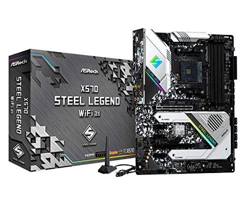Amazon ASRock X570 Steel Legend WiFi AX