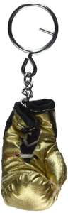 Amazon: Ringside Boxing Glove Key Ring, Gold (llavero)