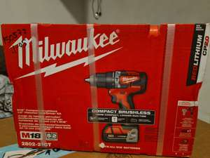 Home Depot: rotomartillo milwaukee inalambrico brushless