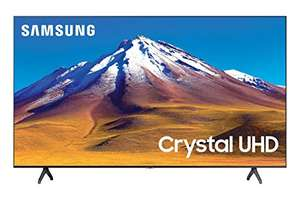 "Amazon: Tv Samsung Crystal 4K UHD 55"" Smart Tv UN55TU6900FXZX (2020)"