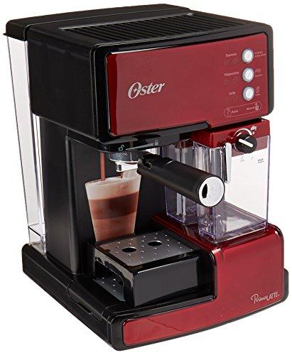 Amazon: Cafetera Prima Latte (vendida por Amazon Mexico y envío gratis con prime)