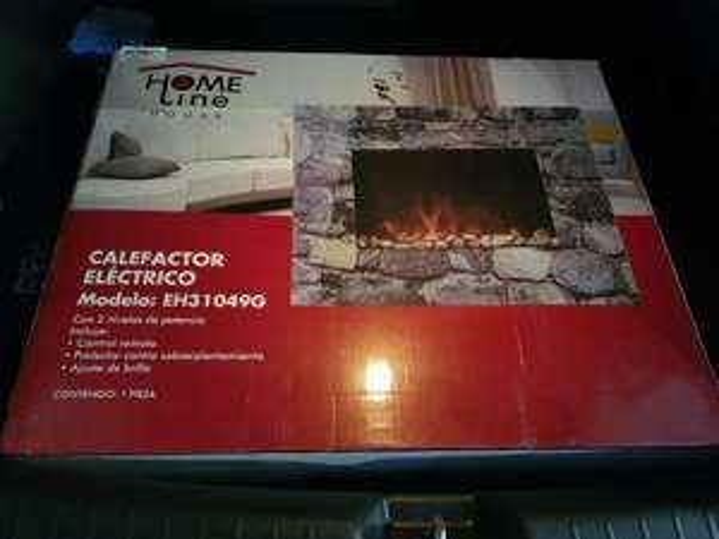 Chedraui Querétaro: Calefactor eléctrico para el perro frío (si hay luz)