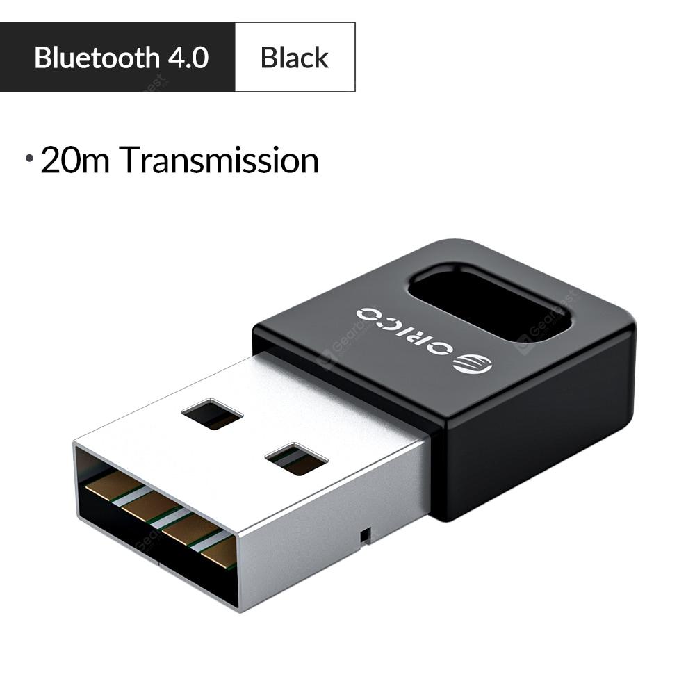 GearBest: ORICO Mini Dongle Adaptador Bluetooth Inalámbrico USB 4.0 Transmisor de Receptor de Audio - Bluetooth 4.0