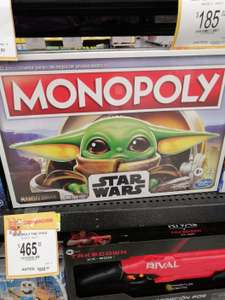 Walmart Monopoly the child