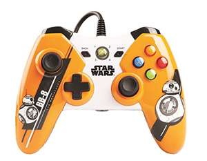 Amazon: Xbox 360 Control Alambrico Starwars BB-8 Episodio VII a $343