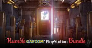 Humble Bundle -  Capcom Playstation Bundle