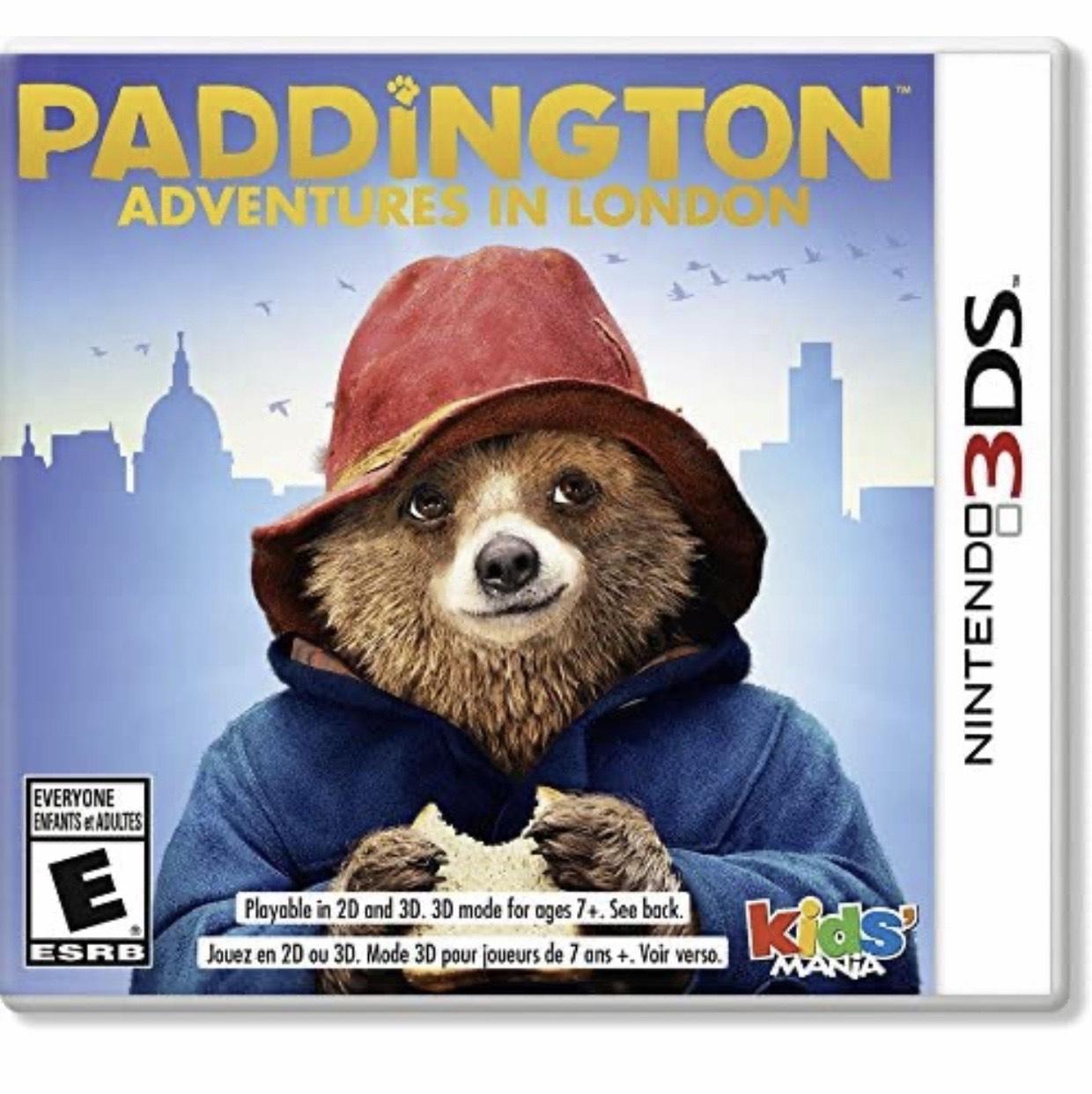 Amazon: Oferta por tiempo limitado: Paddington Bear - Nintendo 3DS - Standard Edition