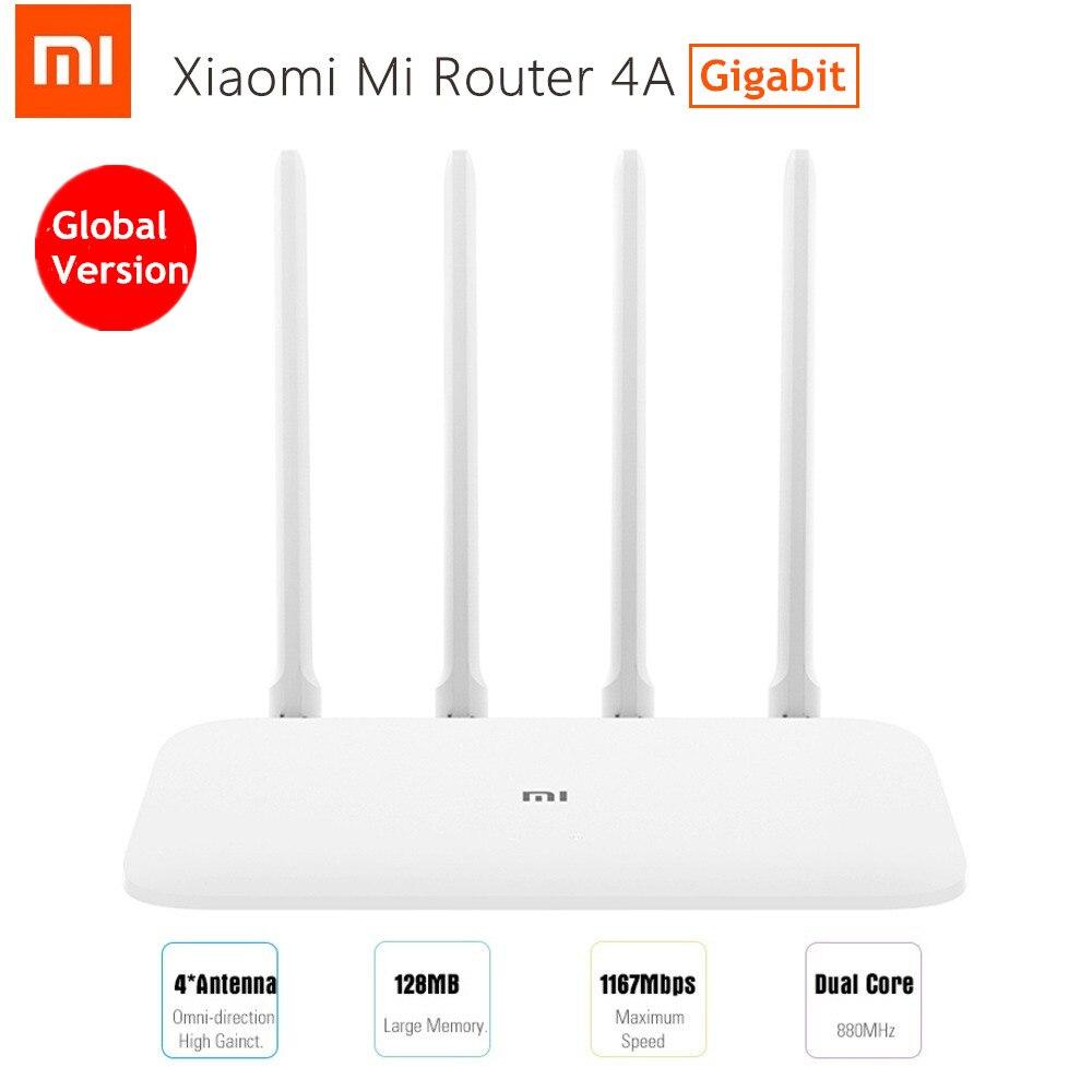 Linio: Xiaomi Router 4A Gigabit Edition Dual Band 2.4/5GHz Vendido por Xiaomi México (con PayPal)
