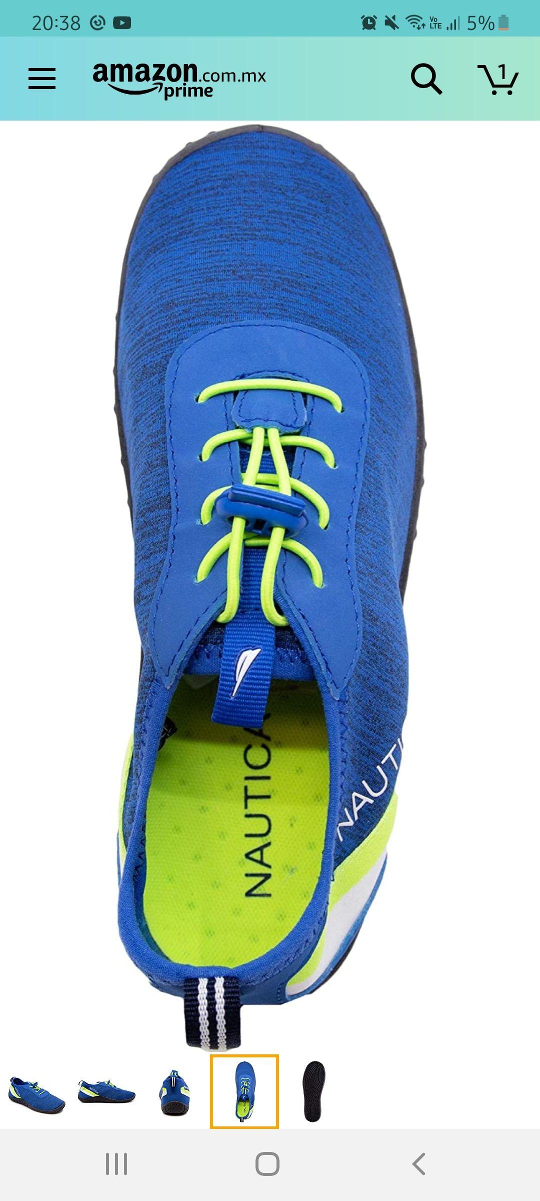Amazon: Nautica Zapatos de agua atléticos para hombre |
