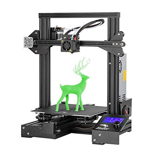 Amazon: Impresora 3D oficial Creality Ender 3 Pro (incluye costo de importación)