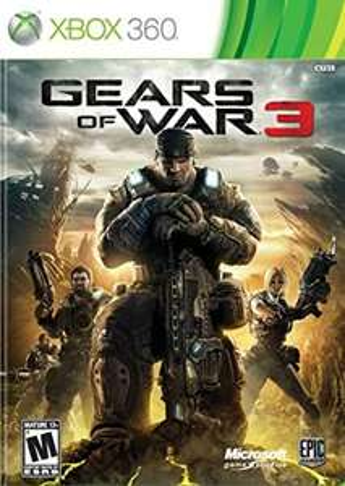 CDKeys : Gears of wars 3 versión digital para xbox one