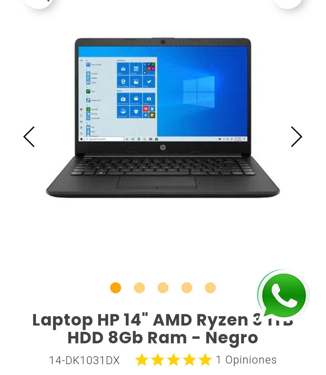 """Doto Laptop HP 14"""""""