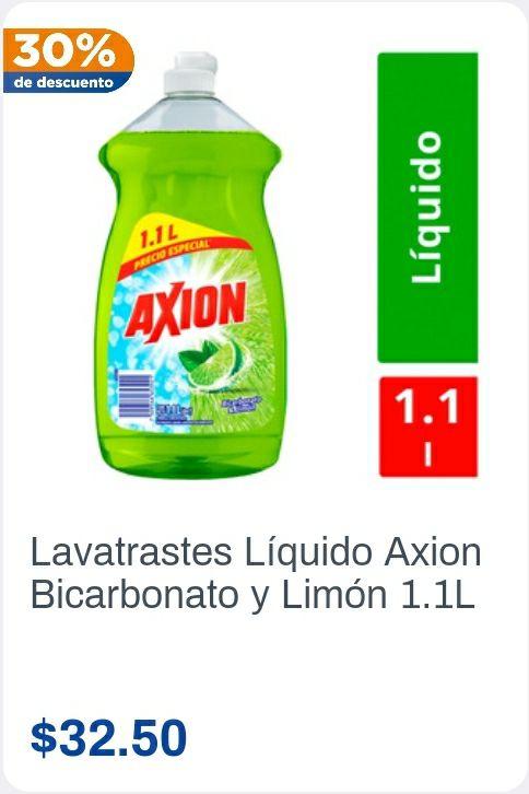 CHEDRAUI EN LINEA: LAVATRASTE AXION 1.1LT