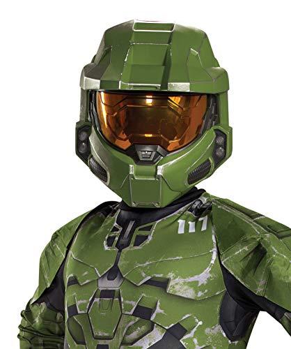 Amazon: Disguise Halo Infinite Master Jefe Mascarilla para niños, tamaño para niños