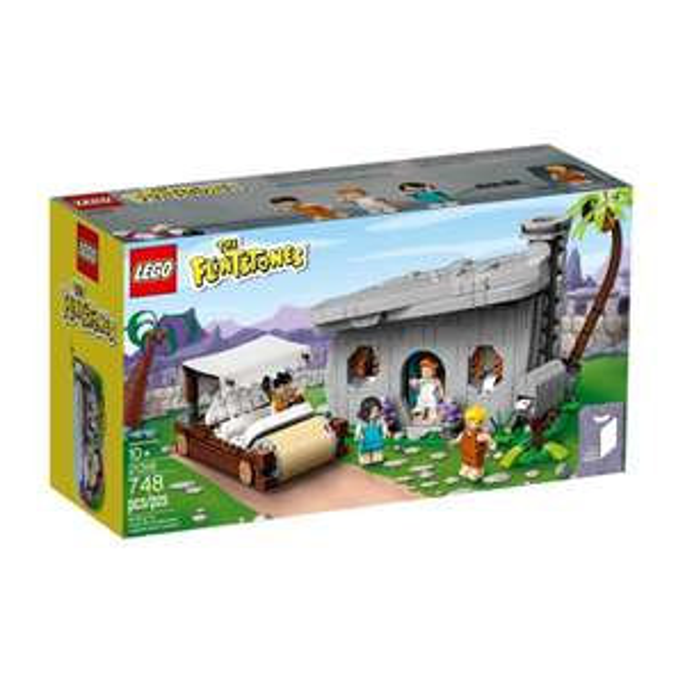 Walmart: Lego ideas Picapiedra