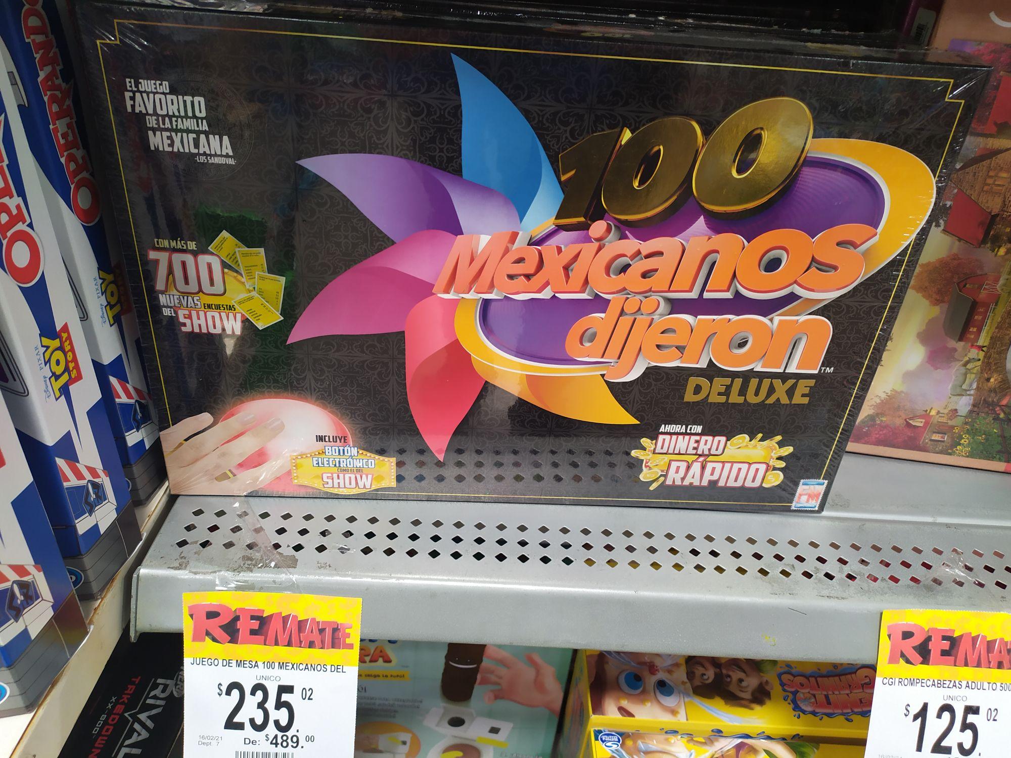 Bodega Aurrerá: 100 mexicanos dijeron Deluxe