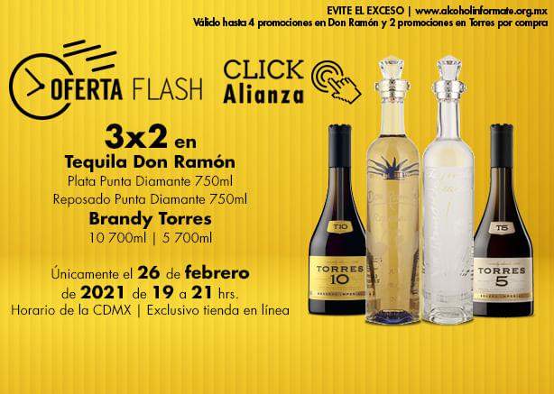 Bodegas Alianza: Torres 5 700ml 3x2 | EMPIEZA a las 12:00 de la noche