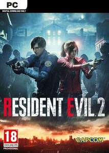 2GAME: Resident Evil 2 (Clave de Steam)