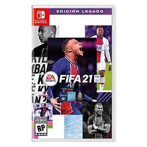 Amazon: FIFA 21 - Standard Edition - Nintendo Switch