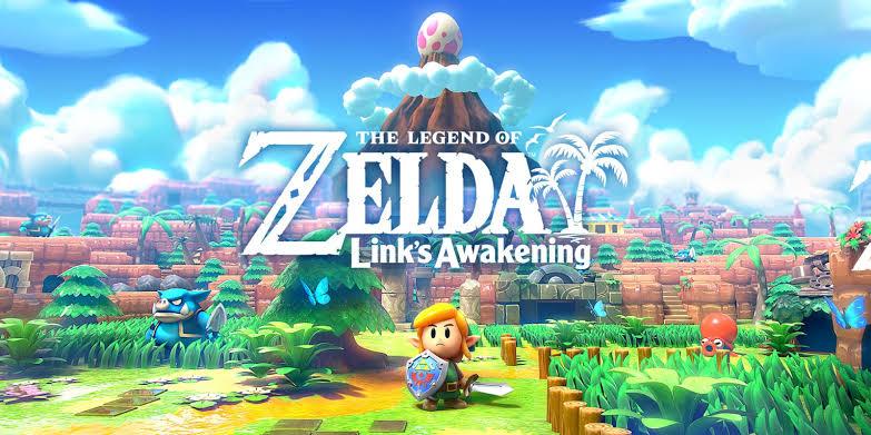 The Legend of Zelda™: Link's Awakening - eshop Hong Kong