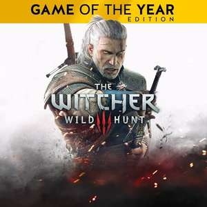 Epic Games: The Witcher 3: Wild Hunt - Game of the Year Edition [PC]