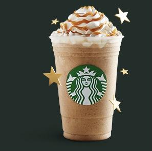 Starbucks: Pide tu Frappuccino venti favorito desde tu app y obtén 30 estrellas extras