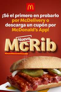 McDonald's: McRib Vuelve para los marranos como sho. Early Access.
